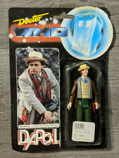 1987 7th Seventh Doctor DR. Who Vintage Action Figure, Carded, Dapol