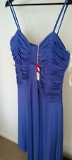 LADIES DIANA FERRARI CICELY GATHERED DRESS SIZE 14  NEW RRP $179.95 FREE POSTAGE