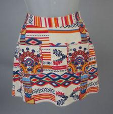 Gonne e minigonne da donna multicolore, da indi