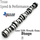 Texas Speed Tsp Stage 3 Low Lift Truck Cam 4.85.3 Factory Ls6 Springspushrods