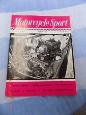 Motorcycle Sport/BSA Starfire/Montesa Impala/Nor 8/Velocette Saga Part 3