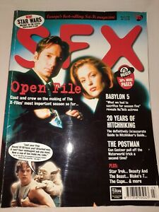 SFX MAGAZINE MARCH 1998