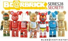 Bearbrick Series 28 Complete Full Set 100% all Secret 26pcs S28 Be@rbrick 26p