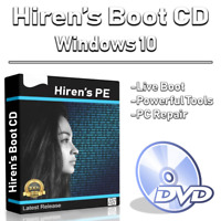 Hiren's Boot CD PE   LIVE BOOT   PC TOOLS and SOFTWARE RECOVERY FIXES