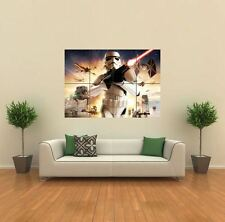 STAR WARS BATTLEFRONT NEW GIANT LARGE ART PRINT POSTER PICTURE WALL G573