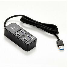 USB 3.0 Hub 4-Port Verteiler Dockingstation Extender für PC Notebook Laptop
