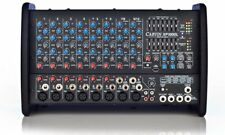 XP1000L Lightweight Stereo Powered 1200W 8 Channel Mixer (NEW)
