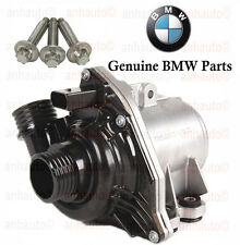 Genuine BMW Electric Engine Water Pump X5 3.0i & 3.0si with Active Stabilizer