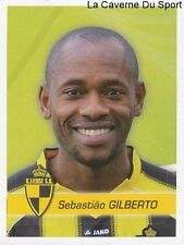 195 SEBASTIAO GILBERTO ANGOLA SK.LIERSE STICKER FOOTBALL 2012 PANINI