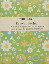 NEW Green Botanical Scented Fragrant Drawer Sachet