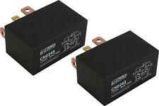 2x TEMCo 100 80 Amps DC Winch Motor Reversing Solenoid Relay 12 Volt Contactor