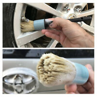 5PCS Soft Car Seat Interior Cleaning Brushes Tyre Tire Trim Wheel Rim Cleaner