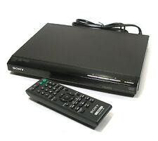 Sony DVP-SR510H CD / DVD Player with Remote - Black