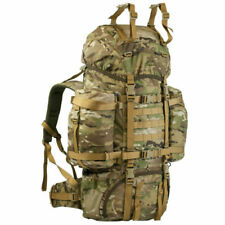 Patrol Combat Backpack Hiking MOLLE Rucksack Modular US Assault Pack 20L Coyote