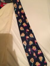 M&S Corbata Freddie piedra de pedernal Corbata Excelente Estado