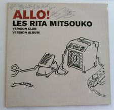 MAXI 33 TOURS PROMO LES RITA MITSOUKO ALLO ! VERSION CLUB + STUDIO 2000 FRANCE