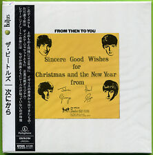 The Beatles From Then To You (Fan Club Navidad Records) Japan Mini LP CD con /