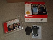 Compaq iPAQ H3950 Pocket PC + Zubehör, Windows, Docking Station