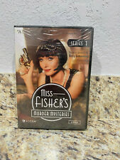 Miss Fisher's Murder Mysteries Complete Series Seasons 1-3 Collection DVD Set