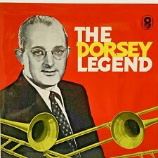 New listing Tommy Dorsey And His Orchestra - The Dorsey Legend (LP, Album, Mono, Club) 1963