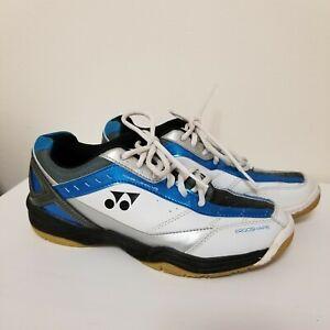 YONEX Unisex Badminton Shoes SHB-45 EX Size 6 M 7.5 W Power Cushion 45 Blue