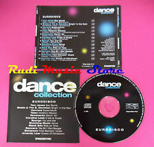 CD Dance Collection Eurodisco compilation Cerrone Tom Jones no mc dvd vhs(C34)