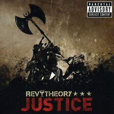 Justice - Rev Theory (2011, CD NEUF) Explicit Version