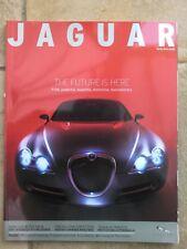 JAGUAR MAGAZINE Spring 2004 R-D6 XJR XJ S type Mark Webber Norman Dewis XK120