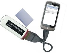 MINI 125KHZ RFID Reader /125KHZ RFID sender ID Issuing device + 5pcs rfid Cards