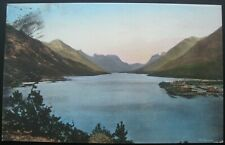 Glacier National Park Waterfront View from Prince of Wales Hotel Postcard