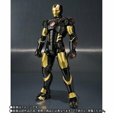 Bandai S.H. Figuarts Iron Man Mark 3-Marvel Age of Heroes Exposition Couleur