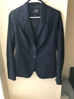 The Limited Collection - Navy Blue Womens Blazer - Size 4