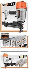 ST400 STOCK-ade Pneumatic Stapler / Fencing Staple Gun - Shoots Barbed Staples
