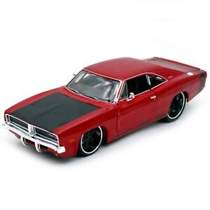 1:25 Maisto  Alloy Diecast Static Car Model Mens For Dodge Challenger 1969 R/T