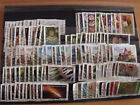 10 PREMIERES SERIES COMPLETES FRANCE 2012 120 timbres