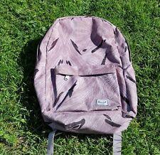 Herschel Supply Co Classic Backpack Brown Wood Print