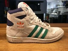 Adidas basketball shoe, trainer, vintage air jordan  UK 8