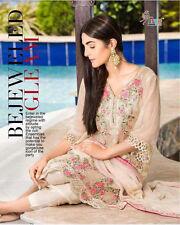 Salwar Kameez for Women - Designer Embroidery Georgette Salwar Suit