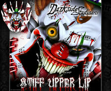YAMAHA FZR WAVERUNNER GX1800 2009-16 JETSKI HOOD GRAPHICS WRAP 'STIFF UPPER LIP'