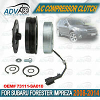 AC A/C Compressor Clutch Repair Kit Set 73111fg001 for Subaru Forester Impreza