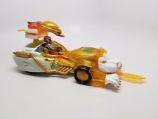 2005 Bandai Power Rangers Vehicle Lion Warrior w/ Action Figure