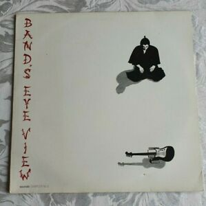 Vinyl Record Album (LP) - VARIOUS - BANDS EYE VIEW - SOUNDS SAMPLER NO.8