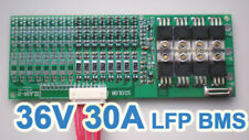 BMS for 38.4V(12S) LiFePO4 Battery Pack (30A) With PCB Balance Function