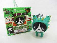 "Nero Green Dog w/ attitude Sandy's Cactus Pets Vinyl Figure Tokidoki approx 2.5"""