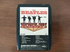 8 TRACK TAPE THE BEATLES HELP