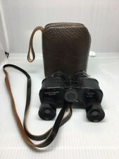 Vintage Waffen Frankonia Worzburg Frankonia 8 x 25 No 11380 Binoculars With Case