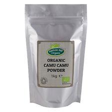 Camu Camu orgánico en polvo 1 kg Certificado Orgánico
