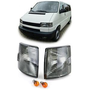 Schwarze Blinker - Paar für VW T4 Bus + Transporter
