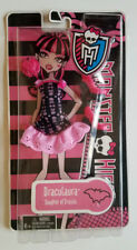 Monster High Draculaura Doll Outfit Dress Shoes Hat Daughter of Dracula
