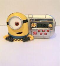 Despicable Me Minion Alarm Clock/Sleep Timer Night Light